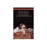 Novella italiana dell' età barocca/Nuvela italiană din perioada barocului