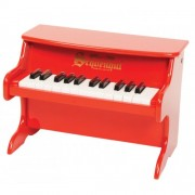 Schoenhut Red 25 Key First Piano