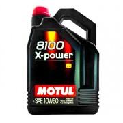 MOTUL 8100 X-Power 10W-60 4L motorolaj