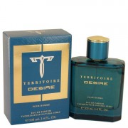 YZY Perfume Territoire Desire Eau De Parfum Spray 3.4 oz / 100.55 mL Men's Fragrances 537546