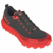 Scott Supertrac Ultra RC Scarpe per trail running (11, nero/rosso)