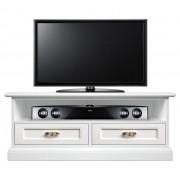 TV-Rack Soundbar 2 Schubladen