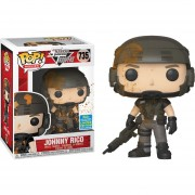 Funko Pop Johnny Rico SDCC 2019 Summer convention Starship Troopers