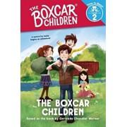 The Boxcar Children (the Boxcar Children: Time to Read, Level 2), Hardcover/Gertrude Chandler Warner