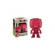 Funko Pop Red Power Ranger Teleporting Only Gamestop Sticker