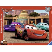 PUZZLE CARS 37 PIESE Ravensburger