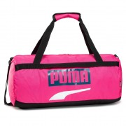 Сак PUMA - Plus Sports Bag II 076904 18 Glowing Pink