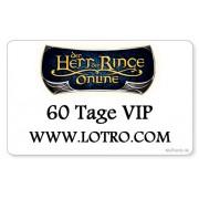 Turbine LotRo VIP GameCard 60 Tage