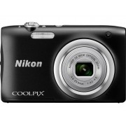 Nikon Coolpix A100 Digitale camera 20.1 Mpix Zoom optisch: 5 x Zwart Full-HD video-opname