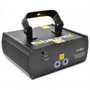 Beamz LS-RB11 laser show rosso/blu Gobo DMX