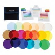 ExpoImaging Rogue Gels Lighting Filter Kit pentru Grid Rogue