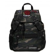 Superdry Utility Backpack Green