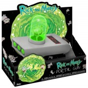 Rick And Morty Portal Gun Partyspiel-multicolor - Offizieller & Lizenzierter Fanartikel Onesize Unisex