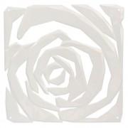 KOZIOL Dekorace na zeď ROMANCE, barva bílá, KOZIOL