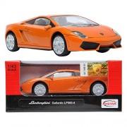 RASTAR LAMBORGHINI Gallardo LP560-4 Orange 1:43 Die-cast CAR minicar Toy