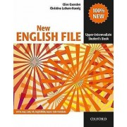 New English File Upperintermediate Students Book by Clive Oxenden &...
