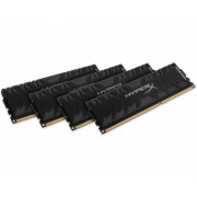 DIMM DDR3 32GB (4x8GB kit) 1866MHz HX318C9PB3K4/32 HyperX XMP Predator