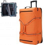 Sport-Line Trolleytas Oranje 95L 78X40X33cm