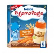 Nestlé PyamaPapje® Wortel met Rijstebloem Vanaf 6 Maanden 2 x 250 ml