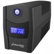 Аварийно захранване UPS POWERWALKER VI 1000 STL, 1000VA Line Interactive, POWER-UPS-VI1000STL