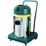 Bidone aspirapolvere lavor industriale zeus inox watt 1200