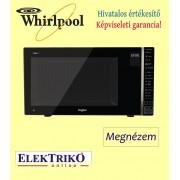 Whirlpool MWP 303 SB mikrohullámú sütő, grill funkcióval