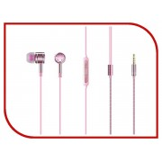 Xiaomi 1More EO301 Crystal Piston In-Ear Headphones Pink