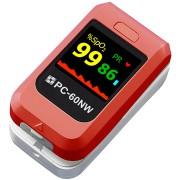 CREATIVE PC-60NW Oxigénszaturáció és pulzusmérés szívritmus görbe érzékelő bemenet OLED Bluetooth.