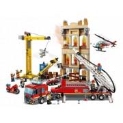 Lego Конструктор Lego City 60216 Fire Центральная пожарная станция