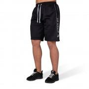 Gorilla Wear Functional Mesh Short (Black/White) - L/XL