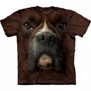 Hi-tech zvířecí trička - Boxer
