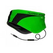 Sbs spa Cinta diadema sbs para correr con auriculares verde