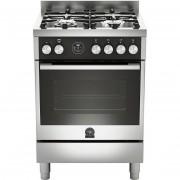 La Germania Ftr664gxt Cucina 60x60 4 Fuochi A Gas Forno A Gas Ventilato 56 L Cla
