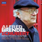 Alfred Brendel - Schubert: Piano Works 1822-1828 (7CD)
