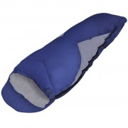 vidaXL Waterproof Luxury Single Mummy Sleeping Bag