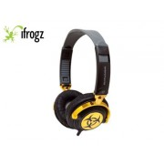 IFROGZ EAR POLLUTION NERVE PIPE HAZARD