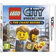 Lego City Undercover The Chase Begins Nintendo 3Ds
