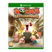 Joc Worms Battlegrounds En Pegi Worms Battlegrounds En Pegi Pentru Xbox One