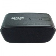SONILEX SL-BS211FM BLUETOOTH SPEAKER SUPPORT FM BLUETOOTH AUX CABLE USB TF CARD CALLING