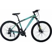 Bicicleta Mountain Bike cadru aluminiu 17 inch roti 29 inch 24 viteze schimbator Shimano frane pe disc hidraulice Phoenix