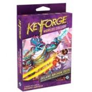 Pachet Carti De Joc Keyforge Worlds Collide Deluxe Archon