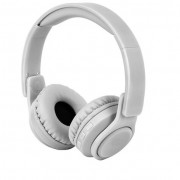 Rampage SN-BT51 ROYAL Bluetooth mikrofonos fejhallgató - fehér