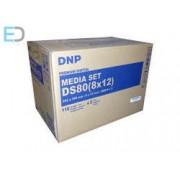 """DNP DS80 20 x 30cm ( 8"""" x 12"""" ) 220 prints 202946"""