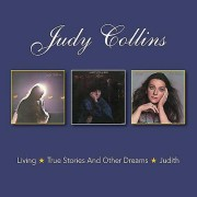 PID Judy Collins - Living / True Stories & Other Dreams / Judith [CD] Usa import
