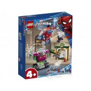 LEGO® Super Heroes 76149 - Amenintarea lui Mysterio