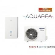 Panasonic KIT-WC05H3E5 Aquarea H 1 fázisút levegő-víz hőszivattyú Hűtő-Fűtő 5 kW