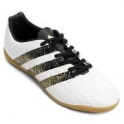 Chuteira Futsal Juvenil Adidas Ace 16.4 IN - Unissex