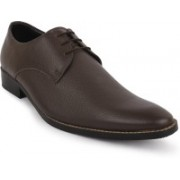 Buckle Up MENS LEATHER SHOES BU1100-S_MC_BROWN-Size-10 Slip On(Brown)