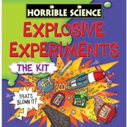Kit experimente explozive Horrible Science Galt