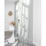 "Vorhang ""Softie"", 1 Vorhang, 142 x 280 cm - Weiss"